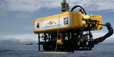 JF Rumic Ministry of Defence Submarine Rescue